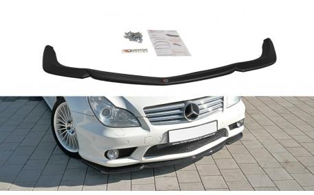 Накладка передняя Mercedes CLS-class W219