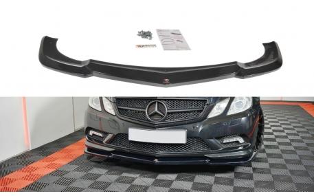Накладка передняя Mercedes CLK-class W207