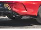 Накладка задняя Mercedes C-class W205