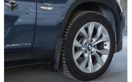 Брызговики BMW X1 F48