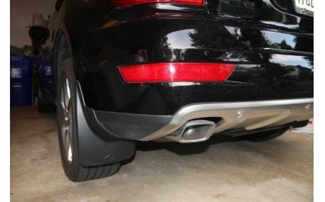 Брызговики Mercedes ML-class W164