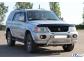 Защита передняя Nissan X-Trail T31