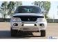 Защита передняя Mitsubishi Pajero Sport