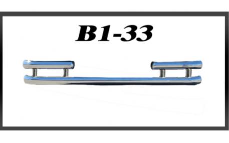Защита задняя Mitsubishi L200