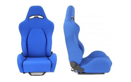 Сиденья MONZA DRAGO BLUE