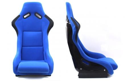 Сиденья MONZA EVO Welur Blue