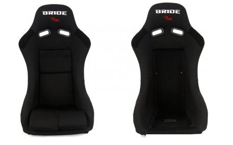 Сиденья GTR Medium Bride Black