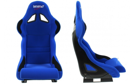 Сиденья Bimarco Expert II Blue/Black FIA