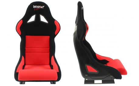 Сиденья Bimarco Expert II Black/Red FIA