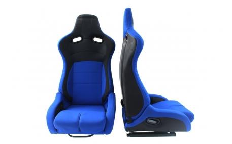 Сиденья MONZA Furio Blue