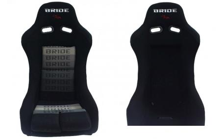 Сиденья GTR Large Bride Black/Grey