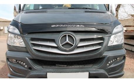 Дефлектор капота Mercedes Sprinter