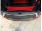 Накладка на задний бампер Skoda Octavia A7