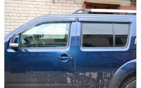 Дефлекторы окон Nissan Pathfinder