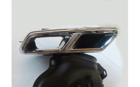 Насадка на глушитель Mercedes S-class W222