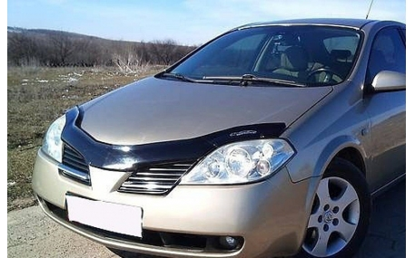 Дефлектор капота Nissan Primera