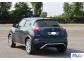 Защита задняя Nissan Juke