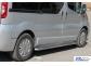 Подножки Opel Vivaro