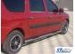 Подножки Nissan Qashqai J11