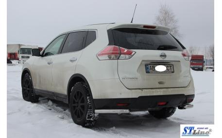 Защита задняя Nissan X-Trail T32