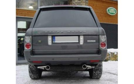 Насадка на глушитель Range Rover Vogue
