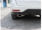 Насадка на глушитель Subaru Forester