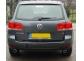 Насадка на глушитель Volkswagen Touareg