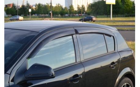 Дефлекторы окон Opel Astra H
