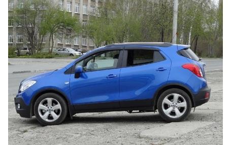 Дефлекторы окон Opel Mokka