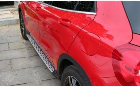 Подножки Mercedes GLA-class X156