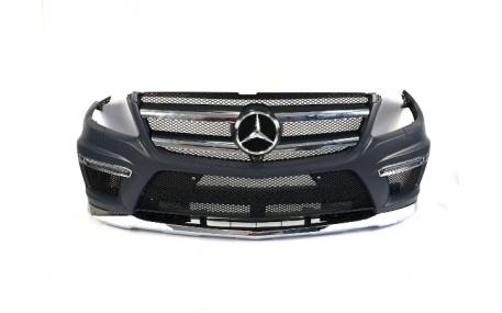 Бампер передний Mercedes GL-class X166