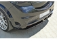 Накладка задняя Opel Astra H
