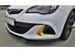 Накладка передняя Opel Astra J OPC