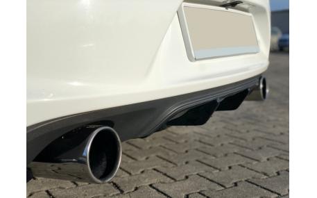 Накладка задняя Opela Astra K