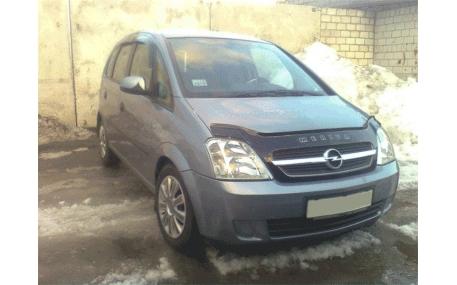Дефлектор капота Opel Meriva A