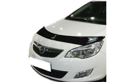 Дефлектор капота Opel Astra J