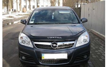 Дефлектор капота Opel Vectra C