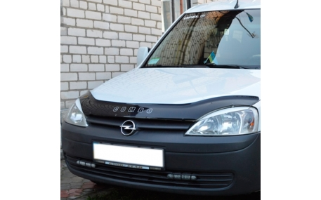 Дефлектор капота Opel Combo C