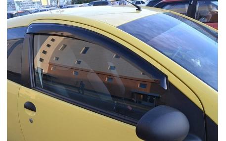 Дефлекторы окон Peugeot 107