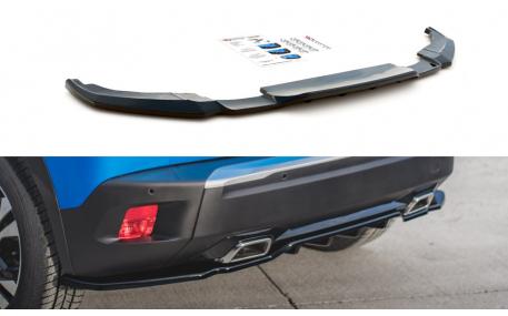 Накладка задняя Peugeot 2008