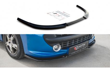 Накладка передняя Peugeot 207