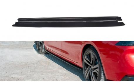 Пороги Peugeot 508