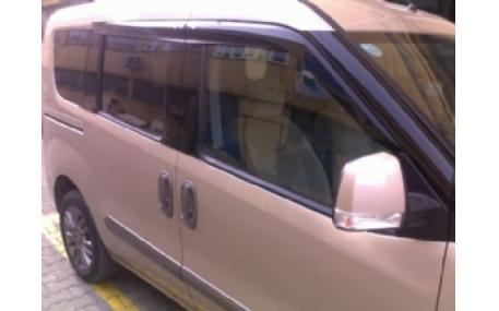 Дефлекторы окон Fiat Doblo