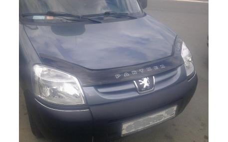 Дефлектор капота Peugeot Partner