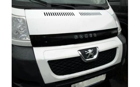 Дефлектор капота Peugeot Boxer