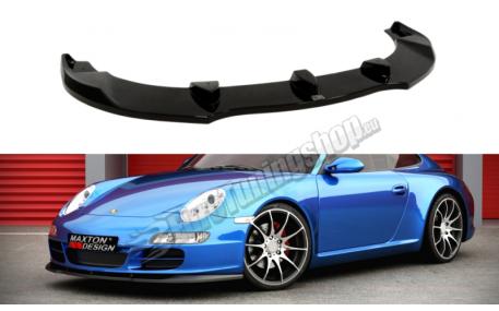 Накладка передняя Porsche 911