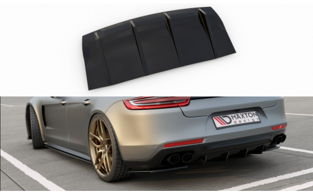 Накладка задняя Porsche Panamera