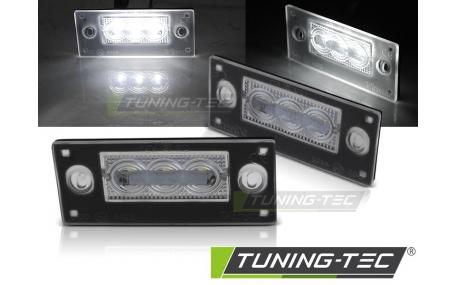 Подсветка номера Audi A4 B5