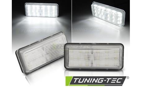 Подсветка номера Toyota/Lexus