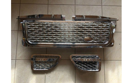 Решетка радиатора Range Rover Sport